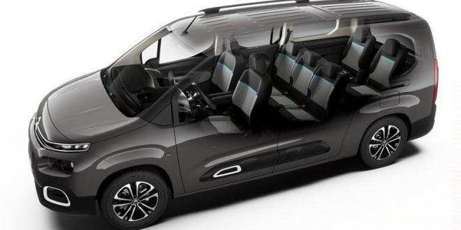 23 All New 2019 Citroen Berlingo Performance