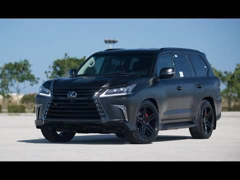 23 All New 2019 Lexus Lx 570 Release Date Concept and Review