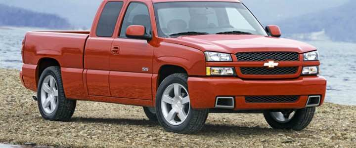 23 Best Chevrolet Silverado Ss 2020 Redesign and Review