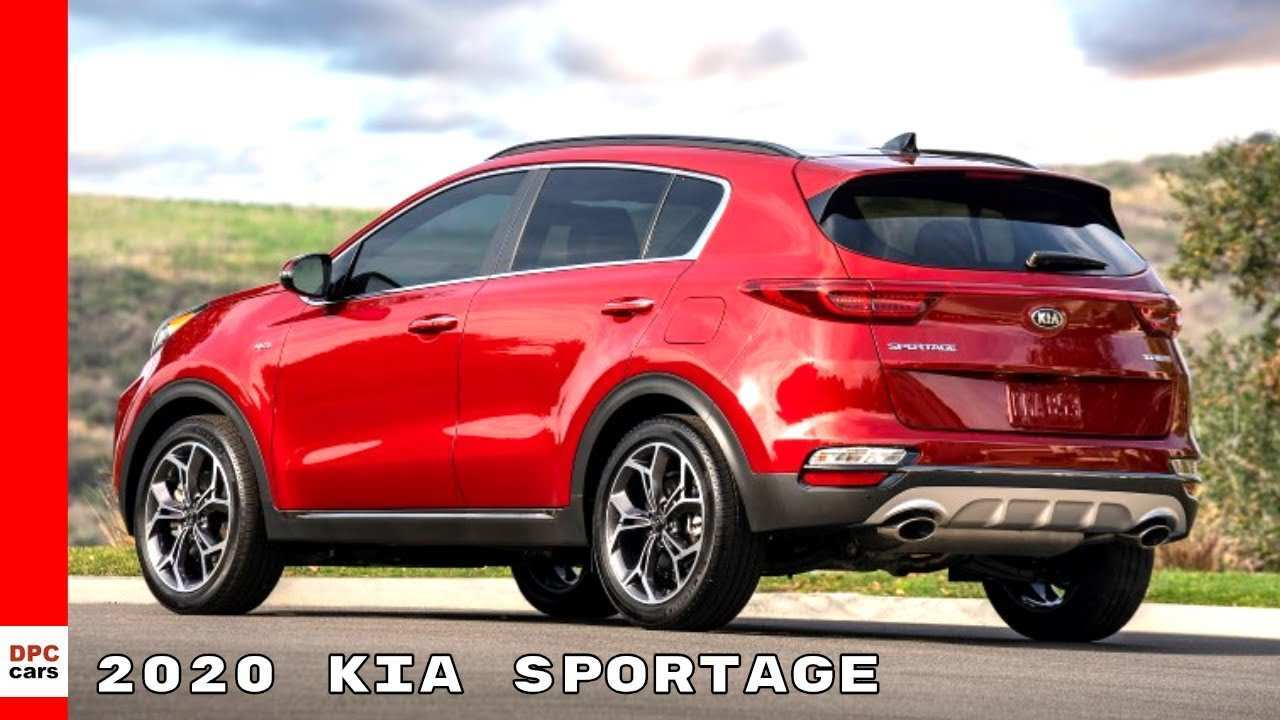 23 Best Kia Sportage 2020 Youtube Performance And New Engine