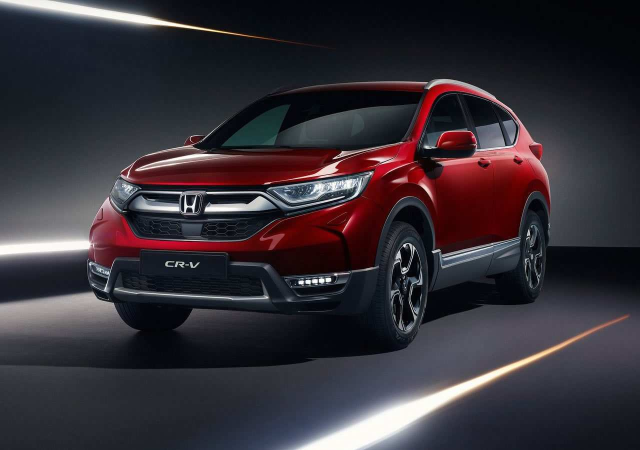 23 Best New 2019 Honda Crv Release Date And Concept