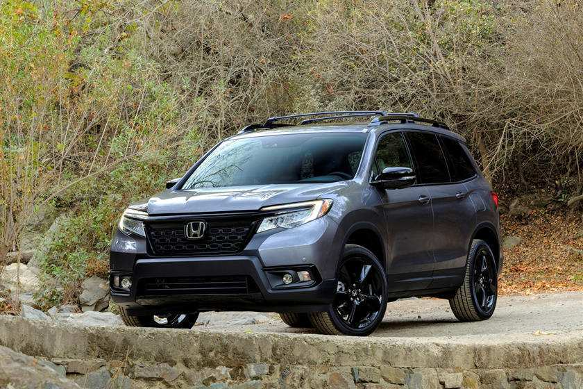 23 New 2019 Honda Passport Reviews Review And Release Date