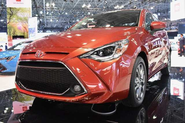 23 New 2020 Toyota Yaris Hatchback Release