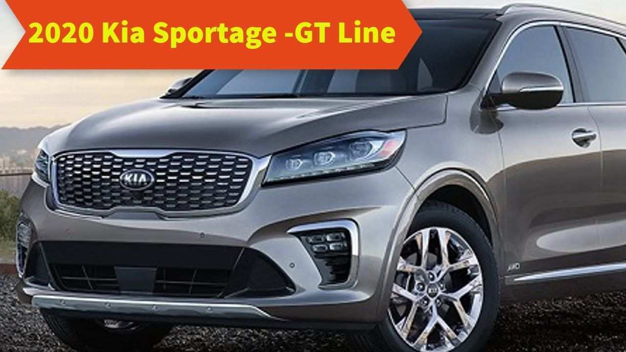 23 New Kia Sportage 2020 Youtube Configurations