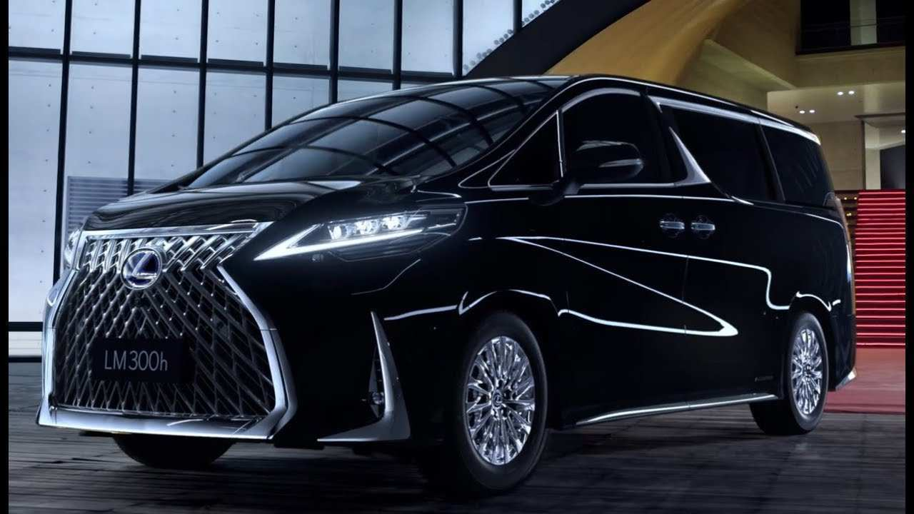 23 New Lexus Mpv 2020 Picture