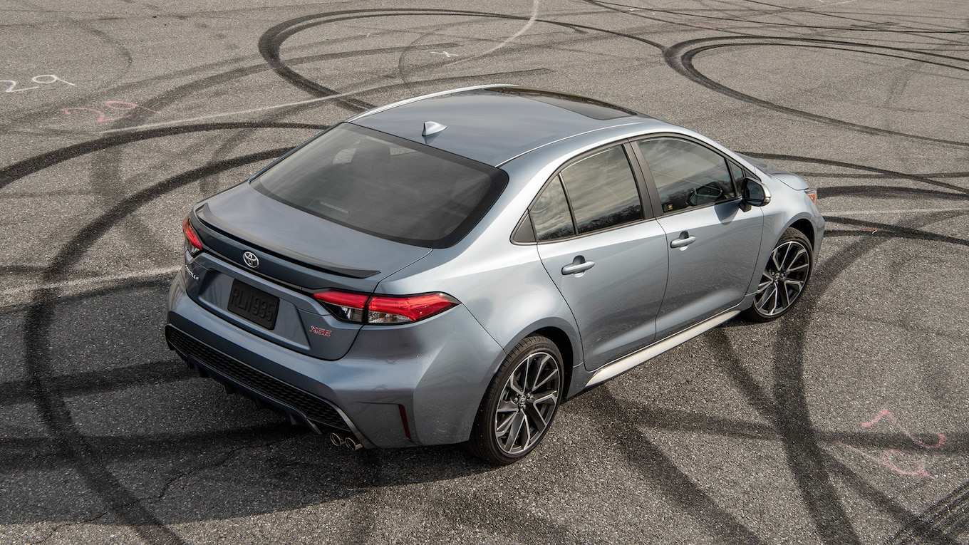 23 New Toyota Corolla 2020 Japan Concept And Review