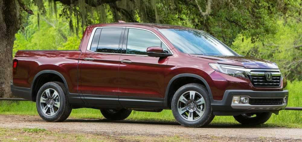 23 The 2019 Honda Ridgeline Rumors New Concept