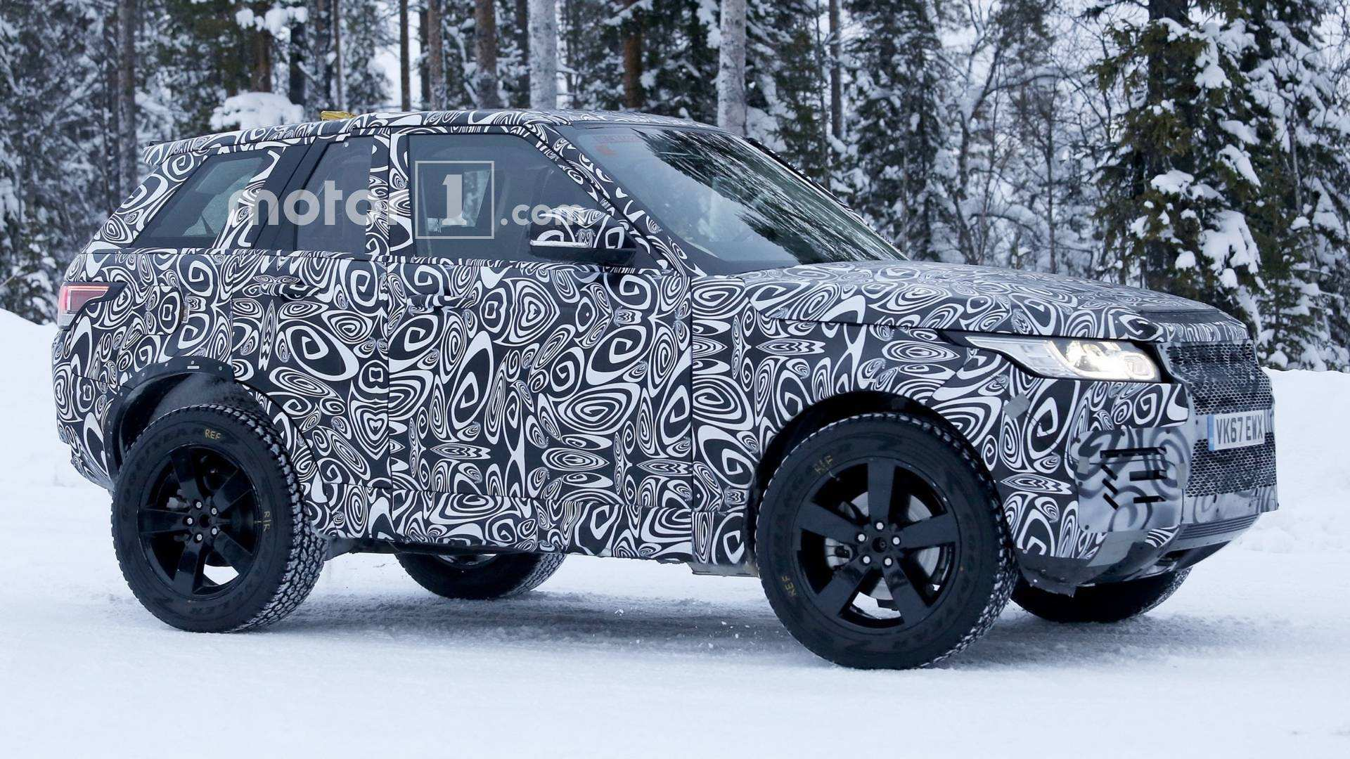 23 The 2019 Land Rover Lineup Pricing