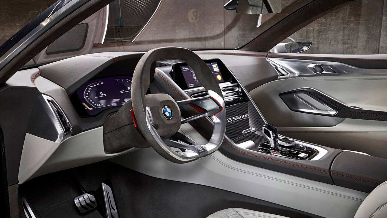 23 The Best 2019 Bmw 8 Series Interior Release Date And Concept