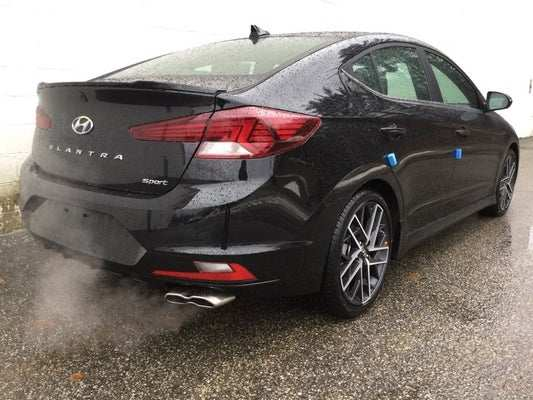 23 The Best 2019 Hyundai Elantra Sport Release