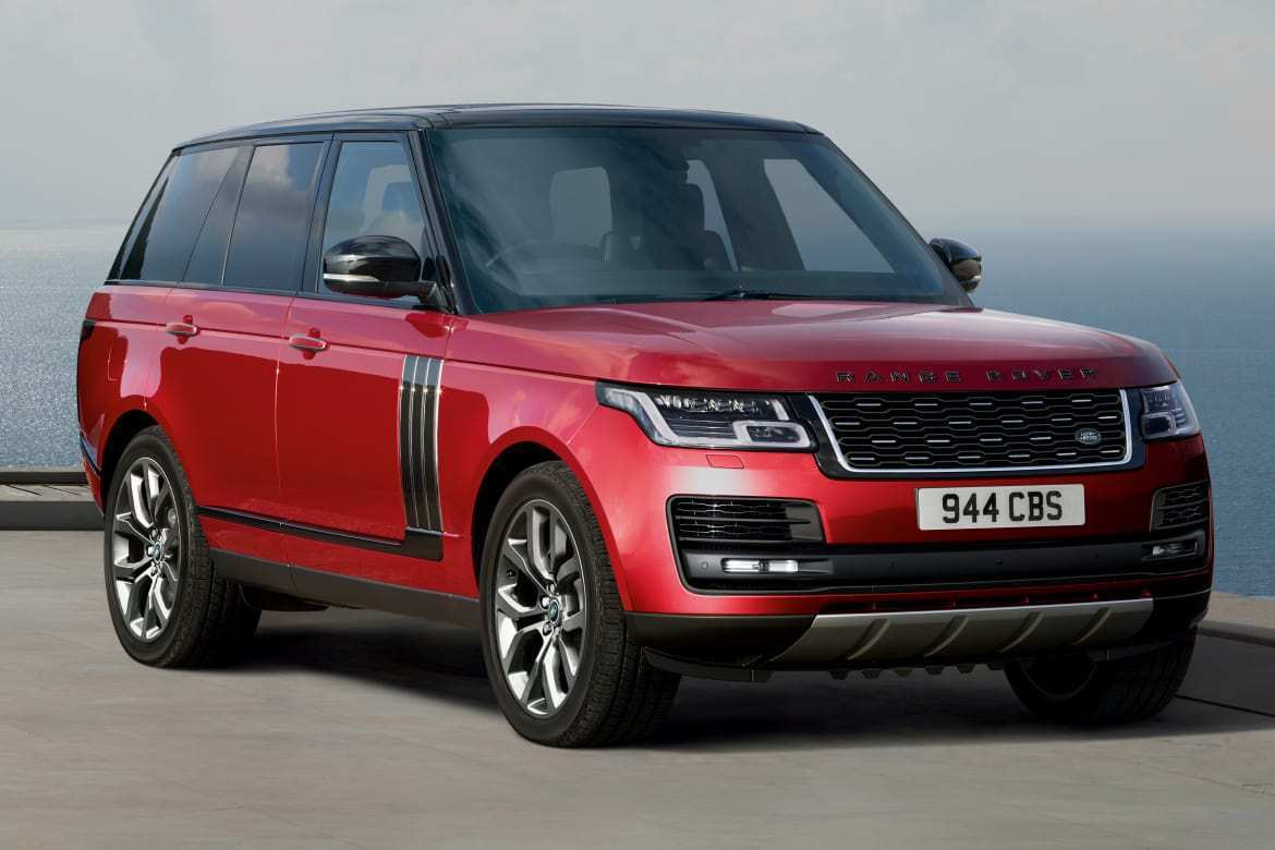 23 The Best 2019 Land Rover Lineup Images