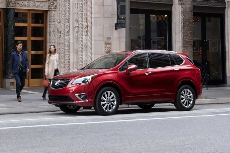 23 The Best 2020 Buick Envision Reviews Price