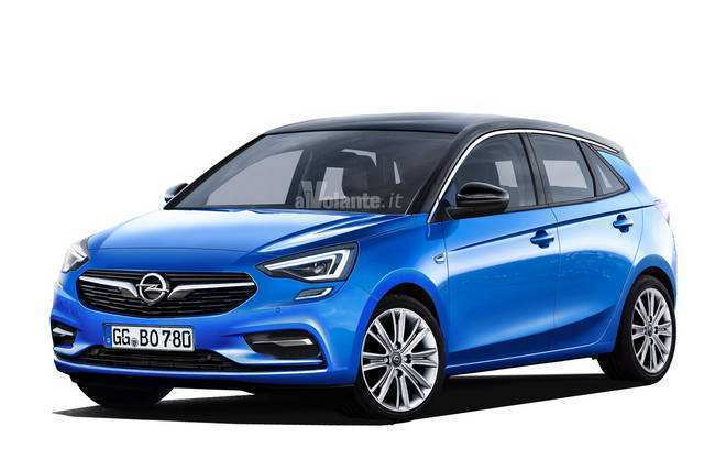 23 The Best Opel Corsa 2020 Rendering Concept