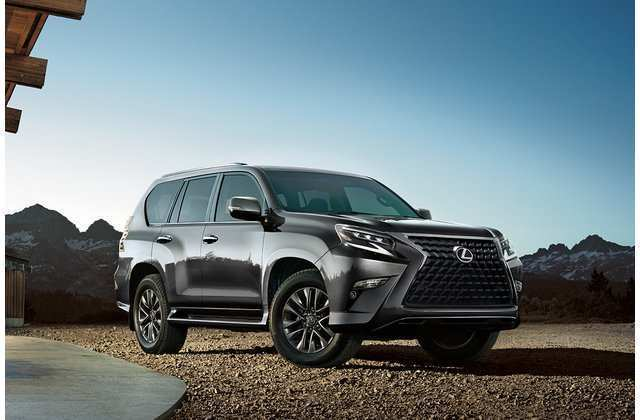 23 The Best When Will 2020 Lexus Gx Be Released Interior