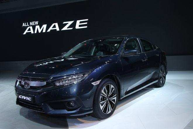 23 The Honda Amaze 2020 Research New