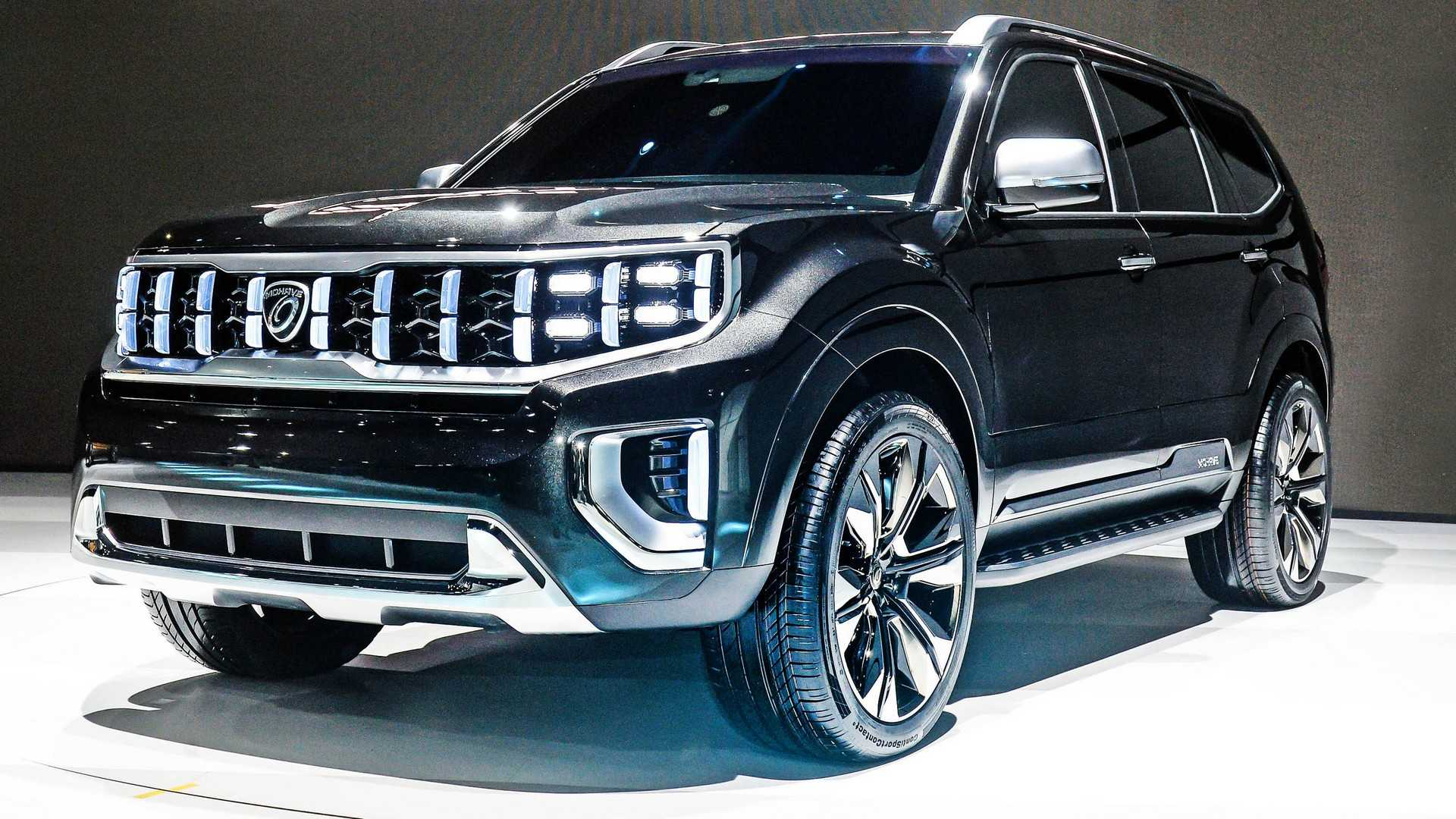 23 The Kia Mohave 2020 Redesign