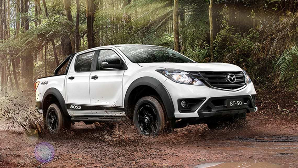 24 A All New Mazda Bt 50 2020 Overview