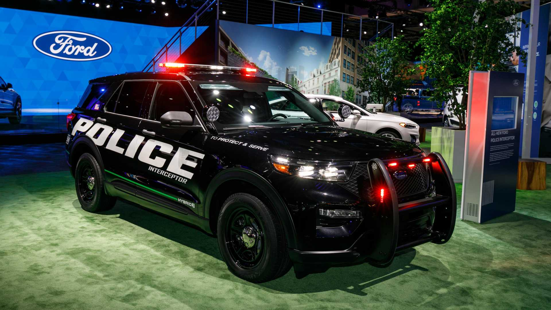 24 A Ford Police Interceptor 2020 Research New