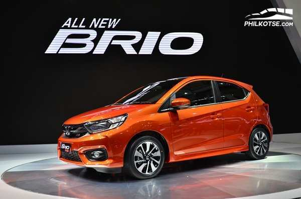 24 A Honda Brio 2019 Redesign and Concept