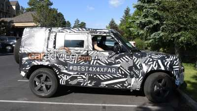 24 A New Land Rover Defender 2020 Specs