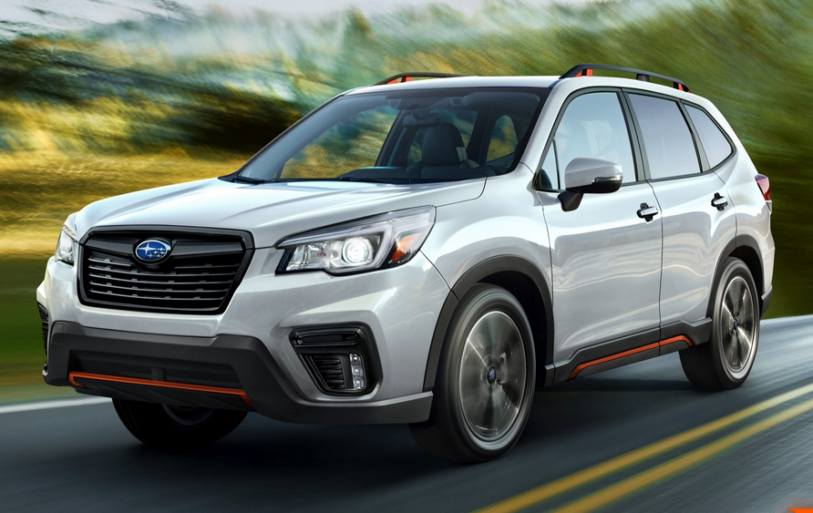 24 A Subaru Forester 2020 Australia Specs And Review