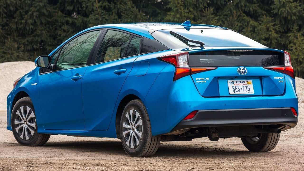 24 A Toyota Prius 2020 Ratings