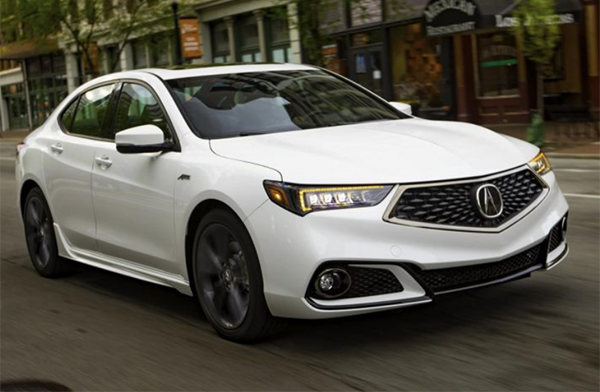 24 All New 2019 Acura Tlx Rumors New Model And Performance
