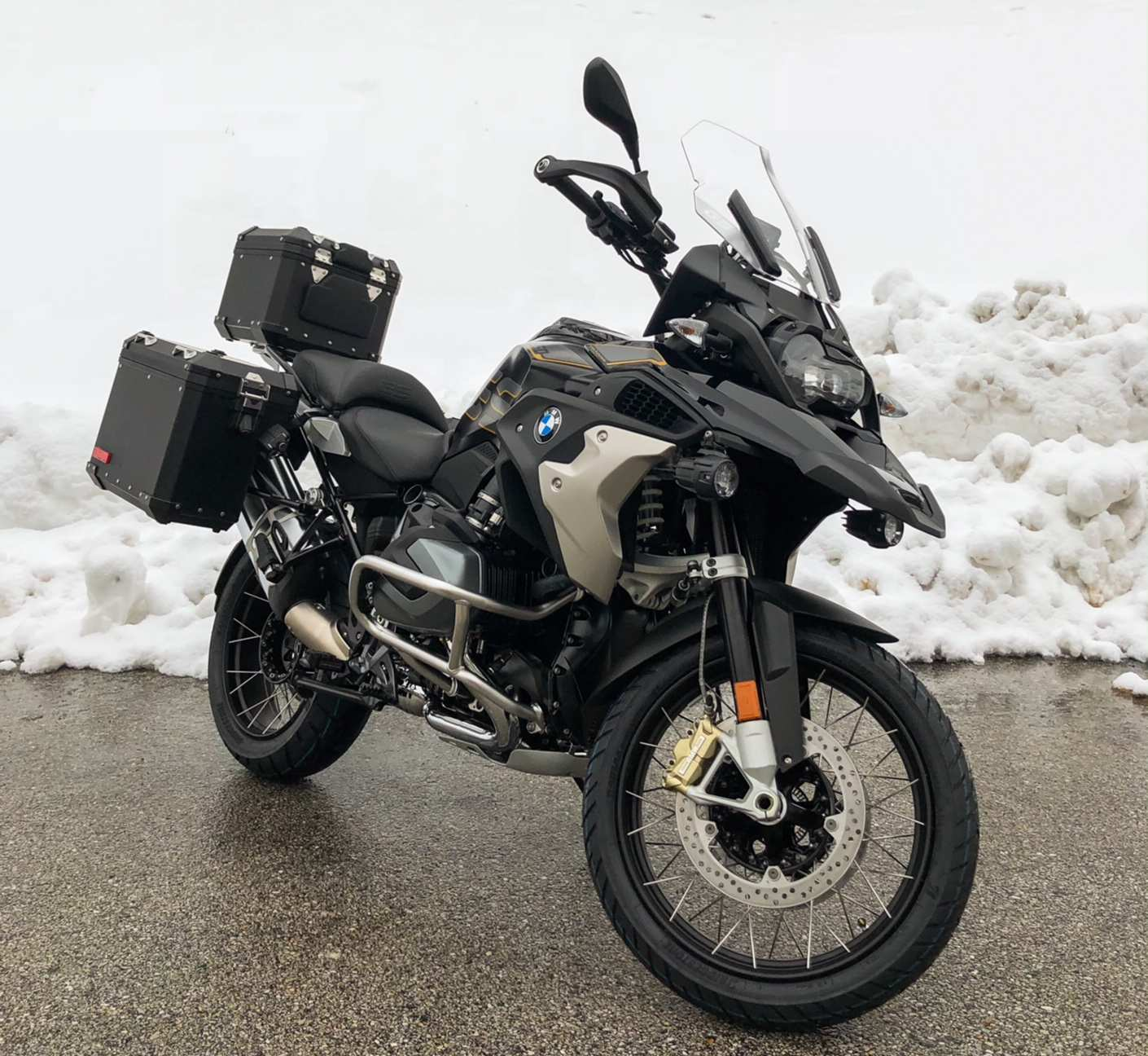 24 All New 2019 Bmw 1250 Gs First Drive