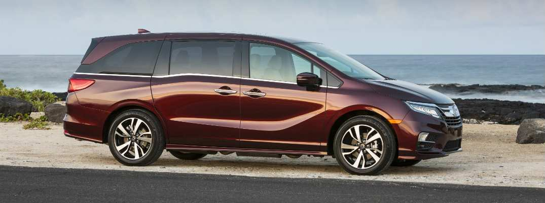 24 All New 2019 Honda Odyssey Release Overview