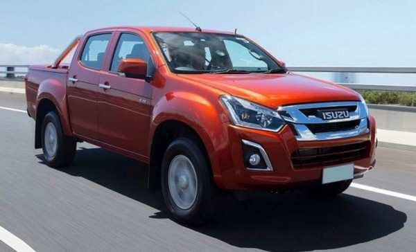 24 All New 2020 Isuzu Performance And New Engine
