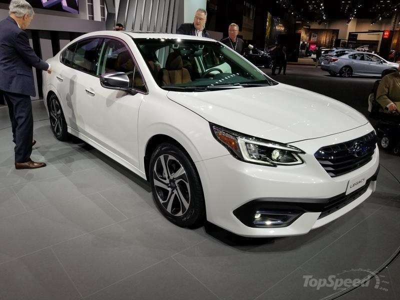 24 All New 2020 Subaru Legacy Price Ratings