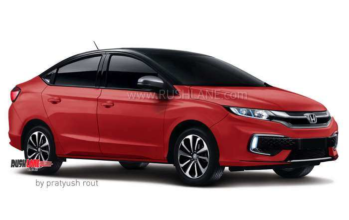24 All New Honda City Next Generation 2020 Concept