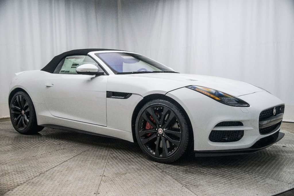 24 All New Jaguar Convertible 2020 Redesign And Concept