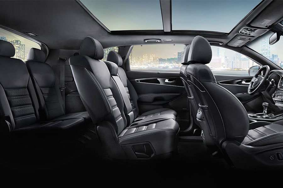 24 All New Kia Telluride 2020 Interior Engine