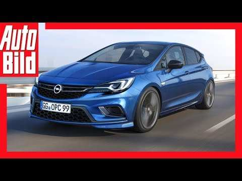 24 All New Opel Astra Opc 2020 Style