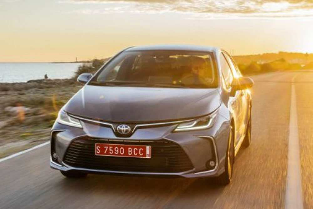 24 All New Toyota Altis 2020 Thailand Configurations