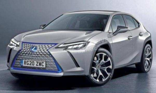 24 All New Toyota Lexus 2020 History