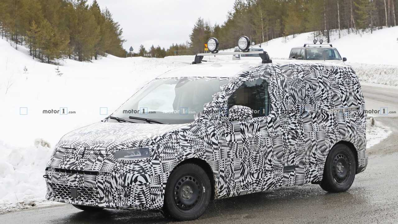24 All New Volkswagen Caddy 2020 Configurations