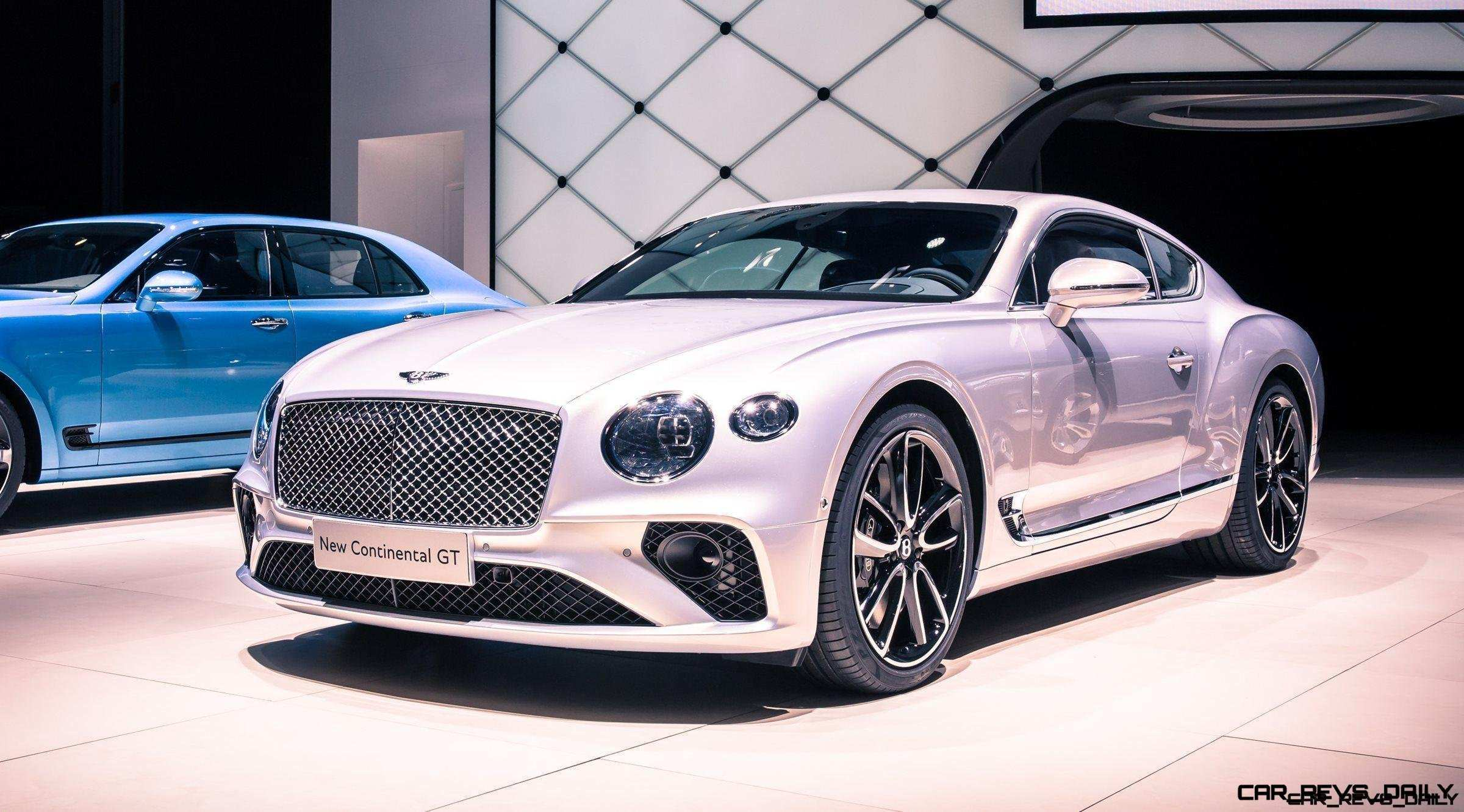 24 Best 2019 Bentley Gt Concept