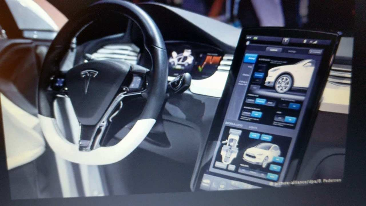 24 Best 2019 Tesla Interior Concept And Review
