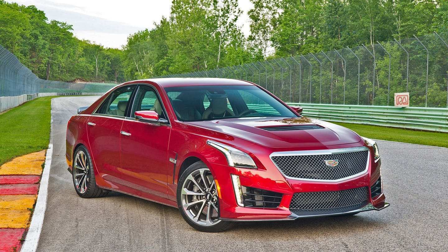 24 Best Cadillac Cts V 2020 Redesign And Review
