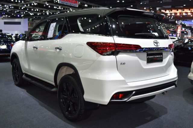 24 Best Toyota Fortuner 2020 India Interior