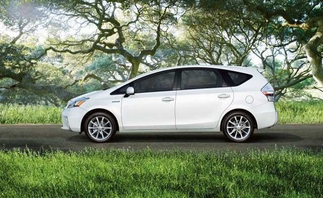 24 Best Toyota Prius V 2020 First Drive