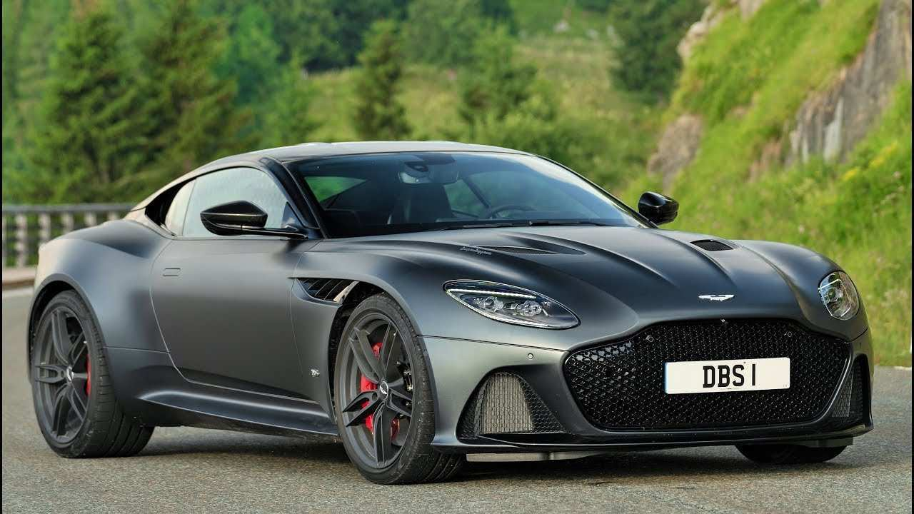 24 New 2019 Aston Dbs Price Design And Review
