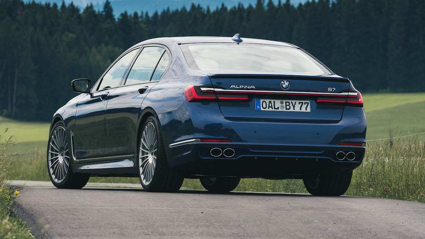 24 New Bmw Alpina B7 2020 Price And Release Date