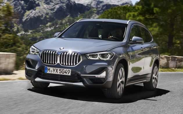 24 New Bmw X1 2020 Facelift Spy Shoot