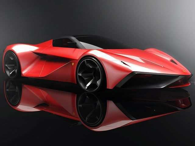 24 New Ferrari 2020 Supercar Research New