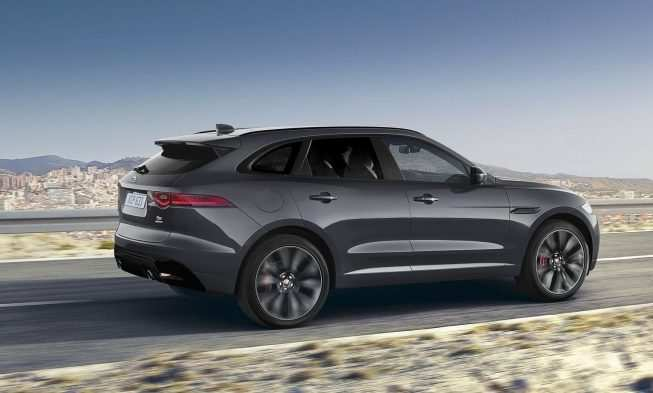 24 New Jaguar F Pace New Model 2020 Configurations