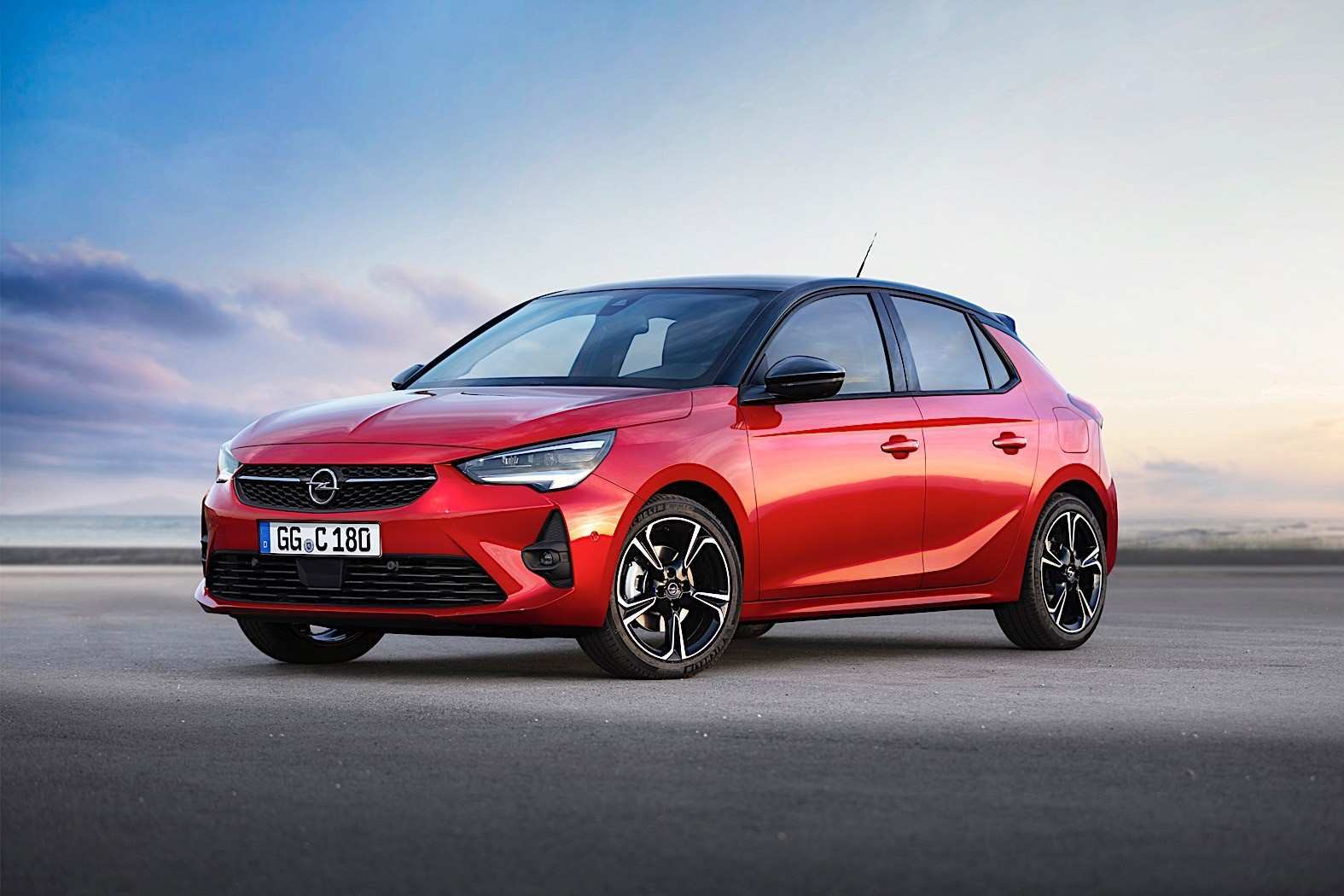 24 New Opel Corsa 2020 Rendering Performance And New Engine