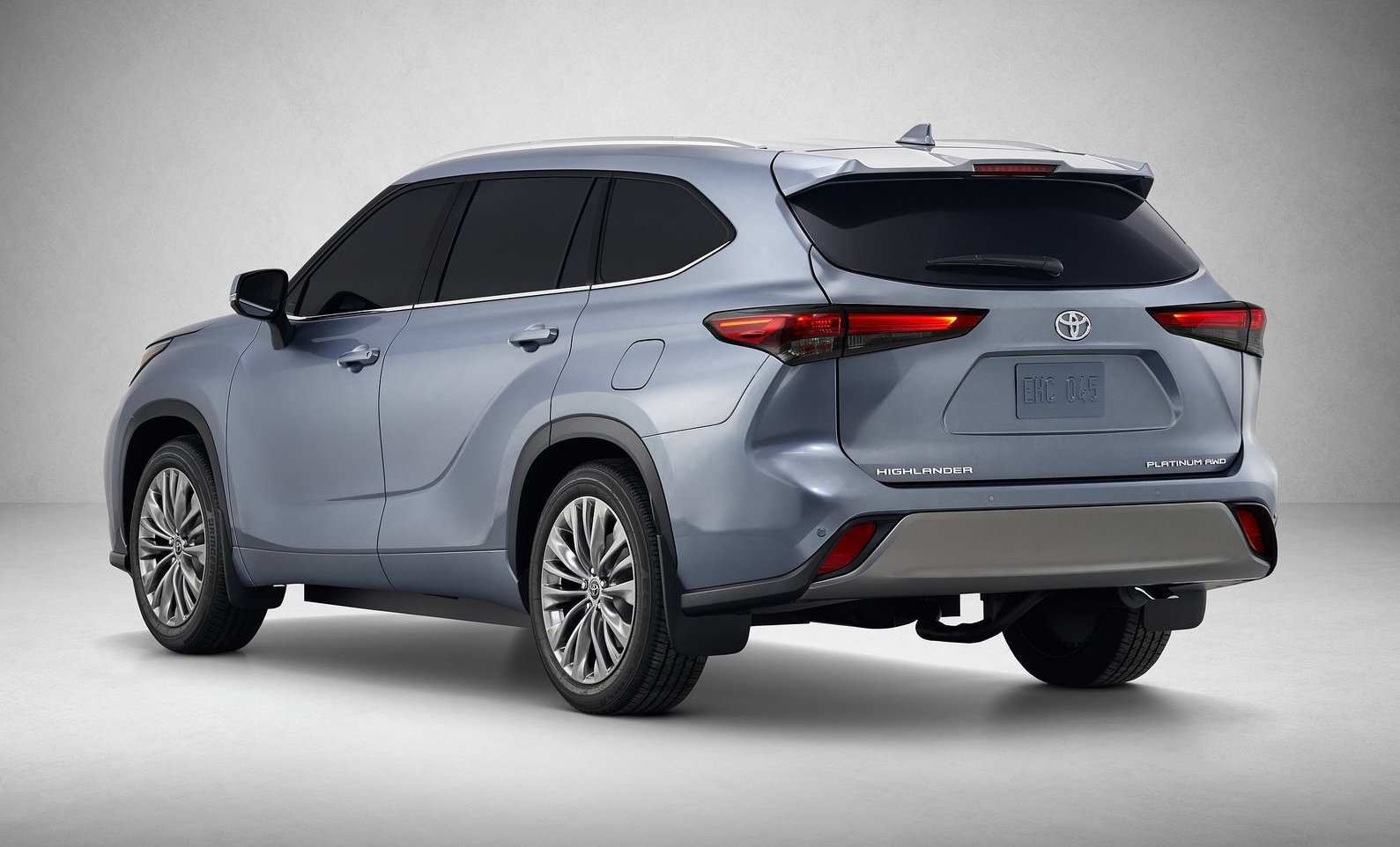 24 New Toyota Kluger 2020 Model History
